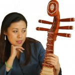 Cheng Yu Chinese Pipa Player