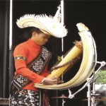 DJITRON PAH Indonesian Harp Player
