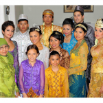 Kebaya Lence Clothing Fashion Show